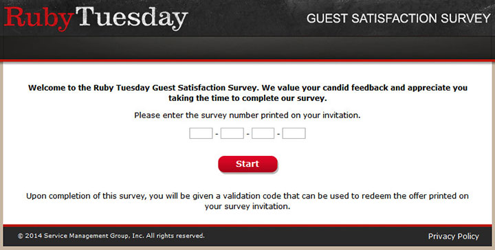 Ruby-Tuesday-Guest-Satisfaction-Survey