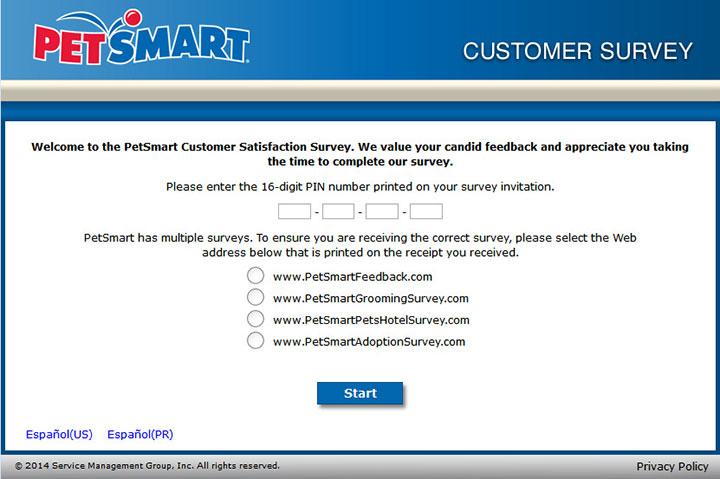 PetSmart-Customer-Survey