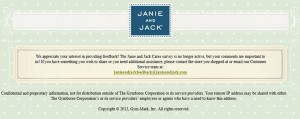 Janie-and-Jack-Customer-Survey