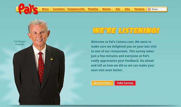 Pal's-Listens