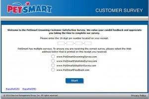 PetSmart-Grooming-Survey