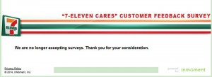 7-Eleven-Survey