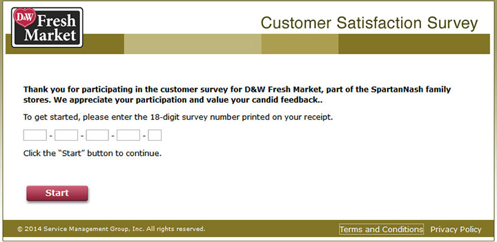 DW-Fresh-Market-Survey