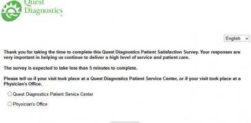 Quest-Diagnostics-Patient-Satisfaction-Survey
