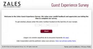 Zales-Guest-Satisfaction-Survey