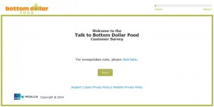Bottom-Dollar-Food-Customer-Survey