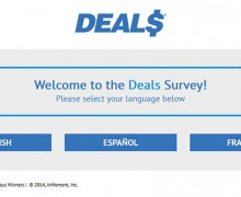 DEALS Customer Satisfaction Survey