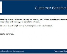 Glen's Customer Survey