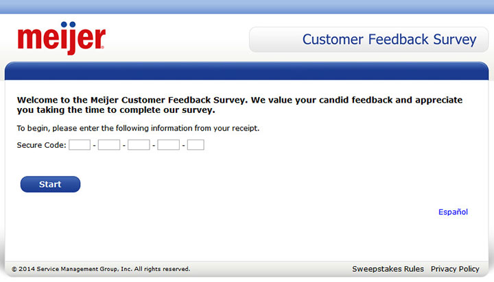 Meijer-Customer-Feedback-Survey