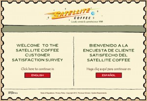 Satellite-Coffee-Customer-Satisfaction-Survey