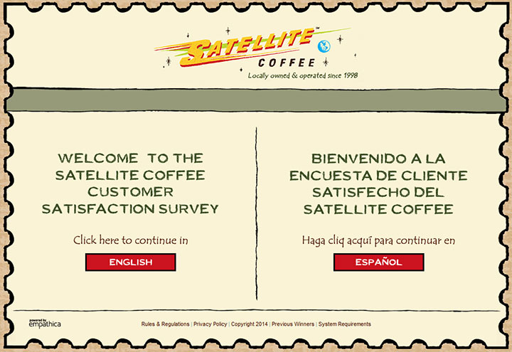 customer satisfaction on coffee shops Can you guess america's favorite coffee shop dunkin' donuts restaurant saw its customer-satisfaction rating jump to 78 the motley fool has a disclosure.