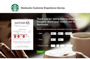 Starbucks-Customer-Experience-Survey