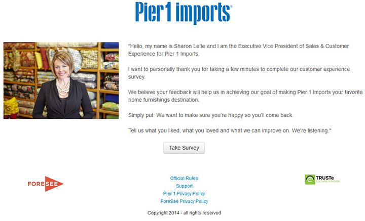 Pier-1-Survey