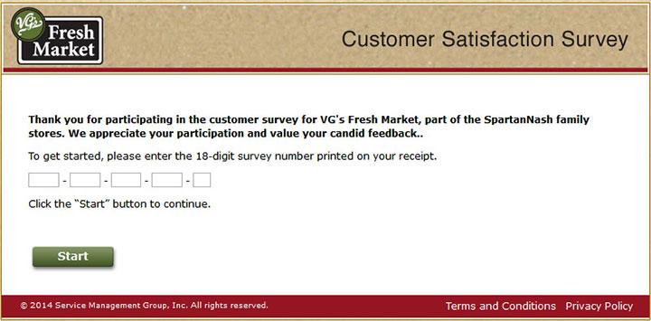 VG's-Fresh-Market-Customer-Survey