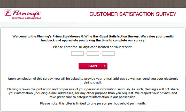 Fleming's-Guest-Satisfaction-Survey