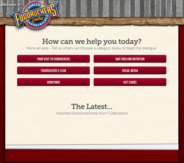 Fuddruckers-Survey