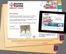 Doctors Express Guest Survey