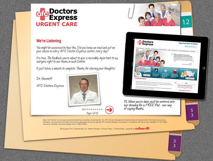 Doctors-Express-Guest-Survey