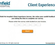 Banfield the Pet Hospital Client Experience Survey