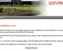 SERVPRO Customer Job Satisfaction Survey