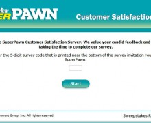 SuperPawn Customer Satisfaction Survey