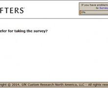 LensCrafters Customer Feedback Survey