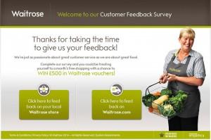 Waitrose-Customer-Survey