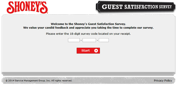 Shoney's-Guest-Satisfaction-Survey