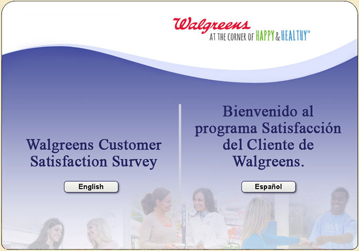 Walgreens-Survey
