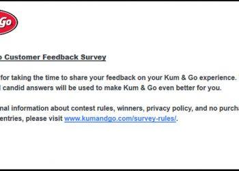 kum-go-customer-feedback-survey