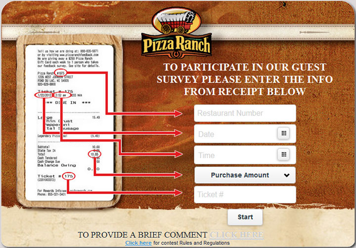 Pizza-Ranch-Guest-Satisfaction-Survey
