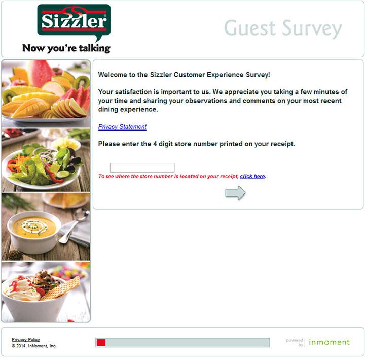 Sizzler-Australia-Guest-Survey
