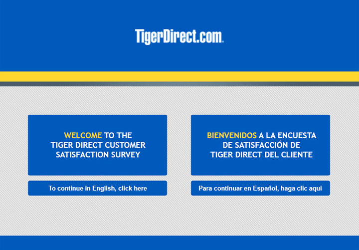 Tiger-Direct-Customer-Satisfaction-Survey